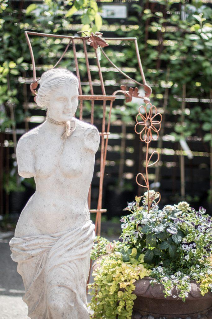 staty trädgård