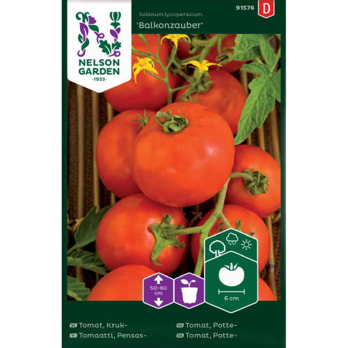 balkonzauber tomatfrö