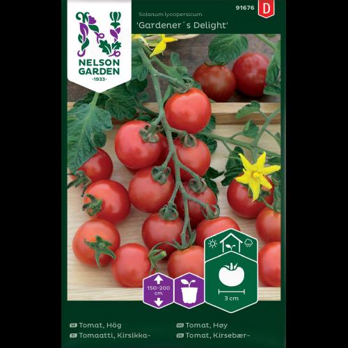 gardener's delight tomatfrö