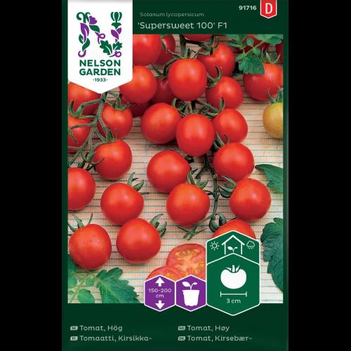 supersweet 100 tomatfrö