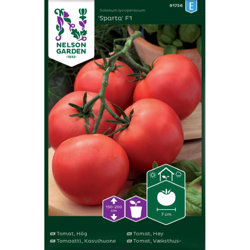sparta tomatfrö