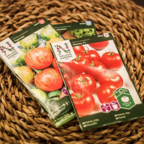 Tomatfrön